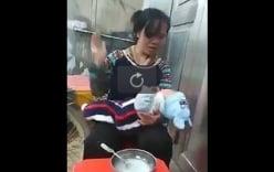 Người phụ nữ bạo hành liên tiếp bé sơ sinh khiến dân mạng phẫn nộ