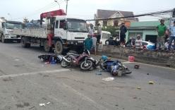 Tai nạn giao thông ở Long An: Cô gái mang thai sống sót kỳ diệu