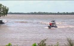 Sự cố nghiêm trọng: Chìm sà lan trên sông Tiền, 3 người mất tích