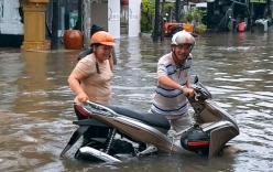 Tin bão số 1 mới nhất: Bạc Liêu, Cà Mau chìm trong biển nước