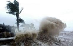Tin bão số 1 mới nhất, tin bão cập nhật: Bão tăng cấp, đi vào Thái Lan