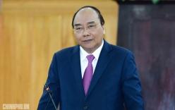 Thủ tướng kiểm tra công tác chuẩn bị Tết Kỷ Hợi tại Thừa Thiên - Huế