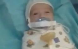 Phẫn nộ clip bé sinh non bị bệnh viện ngược đãi