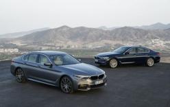 Tin tức ô tô - xe máy mới nhất ngày 8/1/2019: Giá BMW 5-Series tại Việt Nam
