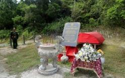 Khu mộ Đại tướng Võ Nguyên Giáp sẽ được Bộ đội Biên phòng bàn giao lại