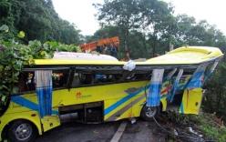 Khởi tố tài xế vụ xe khách chở 21 sinh viên lao xuống vực ở đèo Hải Vân