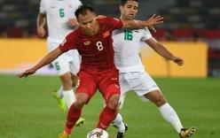 Báo Hàn Quốc lo lắng về khả năng đi tiếp của đội tuyển Việt Nam