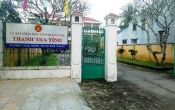 Thông tin bất ngờ vụ Phó chánh Thanh tra tỉnh Quảng Nam tử vong tại trụ sở