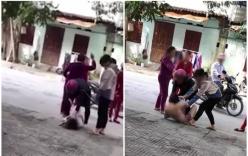 Kinh hoàng cảnh mẹ vợ cùng con gái đánh nhân tình của con rể, lột đồ làm nhục tại trận