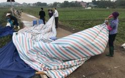 Người dân Nam Sơn gỡ bỏ lều bạt, tháo chốt chặn xe vào bãi rác