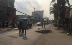 Tai nạn giao thông mới nhất ngày 15/1: Người dân truy đuổi xe container cán chết người rồi bỏ chạy