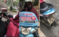 Tài xế ôm bị tố lấy 500.000 đồng quãng đường gần 10km ở Hà Nội nói gì?