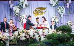 Cô dâu tiết lộ sốc về của hồi môn trong đám cưới khủng tại Nam Định