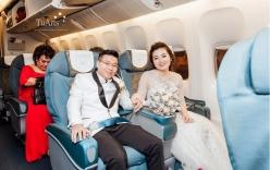 Chị gái của cô dâu được bố mẹ cho 200 cây vàng ở Nam Định từng rước dâu bằng máy bay