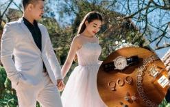 Ngắm bộ trang sức 9 tỷ của cô dâu trong đám cưới