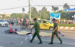 Vụ 2 vợ chồng trẻ bị xe container cán tử vong: Xác định kẻ gây ra thảm hoạ