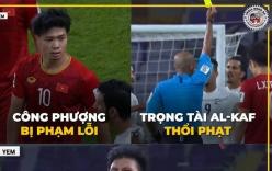 Hào hứng với quyết định của trọng tài, CĐV Việt Nam làm điều lạ lùng trên facebook của ông