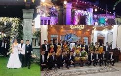 Lộ biệt thự bề thế nhà chồng cô dâu Nam Định được bố đẻ cho 200 cây vàng
