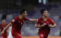 Danh sách 8 cặp đấu đi tiếp vòng 1/8 Asian Cup 2019