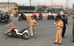 Tai nạn giao thông mới nhất ngày 21/1: Truy đuổi xe container cán chết người phụ nữ rồi bỏ chạy
