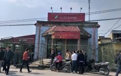 Cướp táo tợn mang dao quắm vào cướp ngân hàng Agribank