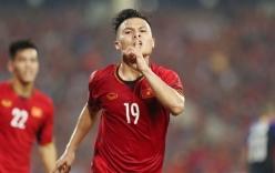 Quang Hải nhận tin vui trước thềm tứ kết với đội tuyển Nhật Bản