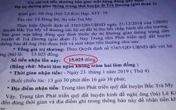 """Hộ dân được mời lên nhận thưởng 15.000 đồng ở Quảng Nam: """"Tôi không nhận!"""