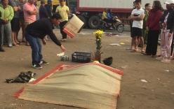 Tai nạn giao thông mới nhất ngày 28/1: Nằm ngủ bên đường, người đàn ông bị xe tải cán tử vong
