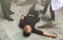 Trộm vài cành đào nhỏ tại chợ hoa xuân, nam thanh niên bị đánh tử vong