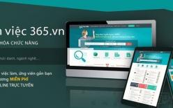 Timviec365.vn địa chỉ tạo CV  xin việc online chuyên nghiệp
