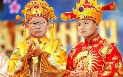 Bất ngờ với hình ảnh đội tuyển Việt Nam vào vai Táo Quân