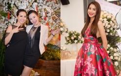 Vy Oanh nhắc lại câu chuyện hoa hậu Phạm Hương bị tạt sơn