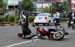 28 người thương vong vì tai nạn giao thông trong ngày mùng 1 Tết