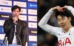 Công Phượng bất ngờ tuyên bố Son Heung-min là hình mẫu mình muốn học theo