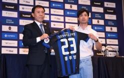 Tiết lộ mức lương khủng của Công Phượng tại CLB Incheon United