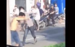 Người đàn ông đánh phụ nữ giữa đường nhận bài học nhớ đời