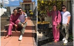 Con trai ruột danh hài Hoài Linh trở về đoàn tụ với gia đình sau 9 năm xa quê