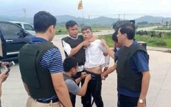 3 kẻ buôn ma túy cố thủ trong ô tô nằm trong đường dây ma túy xuyên quốc gia