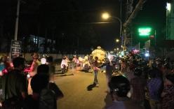 Người phụ nữ bị xe bồn cán tử vong giữa đêm ở Sài Gòn