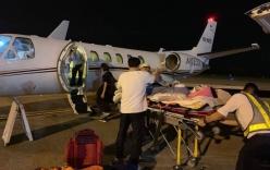 Thu giữ nhiều chứng cứ quan trọng vụ 2 Việt kiều bị tạt axit, cắt gân