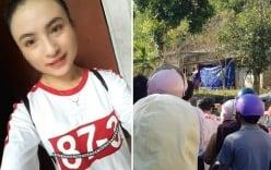 Khai quật, khám nghiệm tử thi cô gái giao gà bị sát hại ở Điện Biên