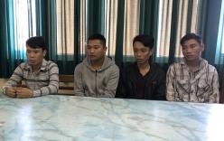 Thanh niên vác ghế đánh vào đầu thiếu úy công an vì bị nhắc tắt loa