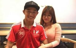 Nóng: Lộ ảnh bạn gái Văn Lâm khóa môi với hot boy U22 Việt Nam
