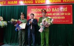 Tướng công an lý giải việc khen thưởng ban chuyên án vụ nữ sinh bị sát hại ở Điện Biên