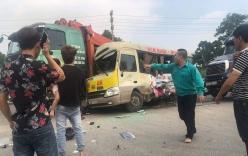 Thông tin mới vụ tai nạn trên Đại lộ Thăng Long khiến 2 vợ chồng tử vong