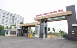 Bệnh viện tư nhân 1.000 giường bệnh tại Hà Nội đi vào hoạt động