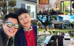 10 năm ly hôn Jennifer Phạm, Quang Dũng có biệt thự triệu USD tại Mỹ, xe hơi tiền tỷ