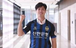 Video: Công Phượng lập công trong trận đầu tiên ra mắt đội Incheon