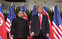 Hé lộ cuộc đối mặt riêng giữa ông Trump và ông Kim tại Hà Nội