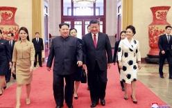 Cuộc sống đầy bí ẩn của vợ con ông Kim Jong un